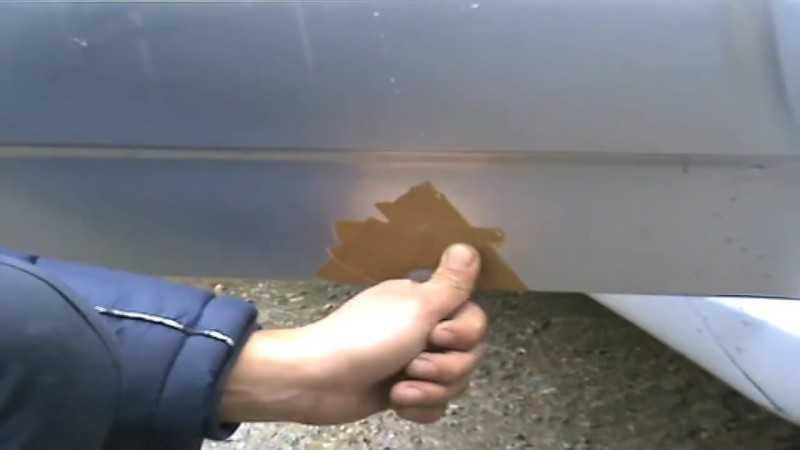 Как убрать жучки с кузова автомобиля своими руками? (осторожно много фото)