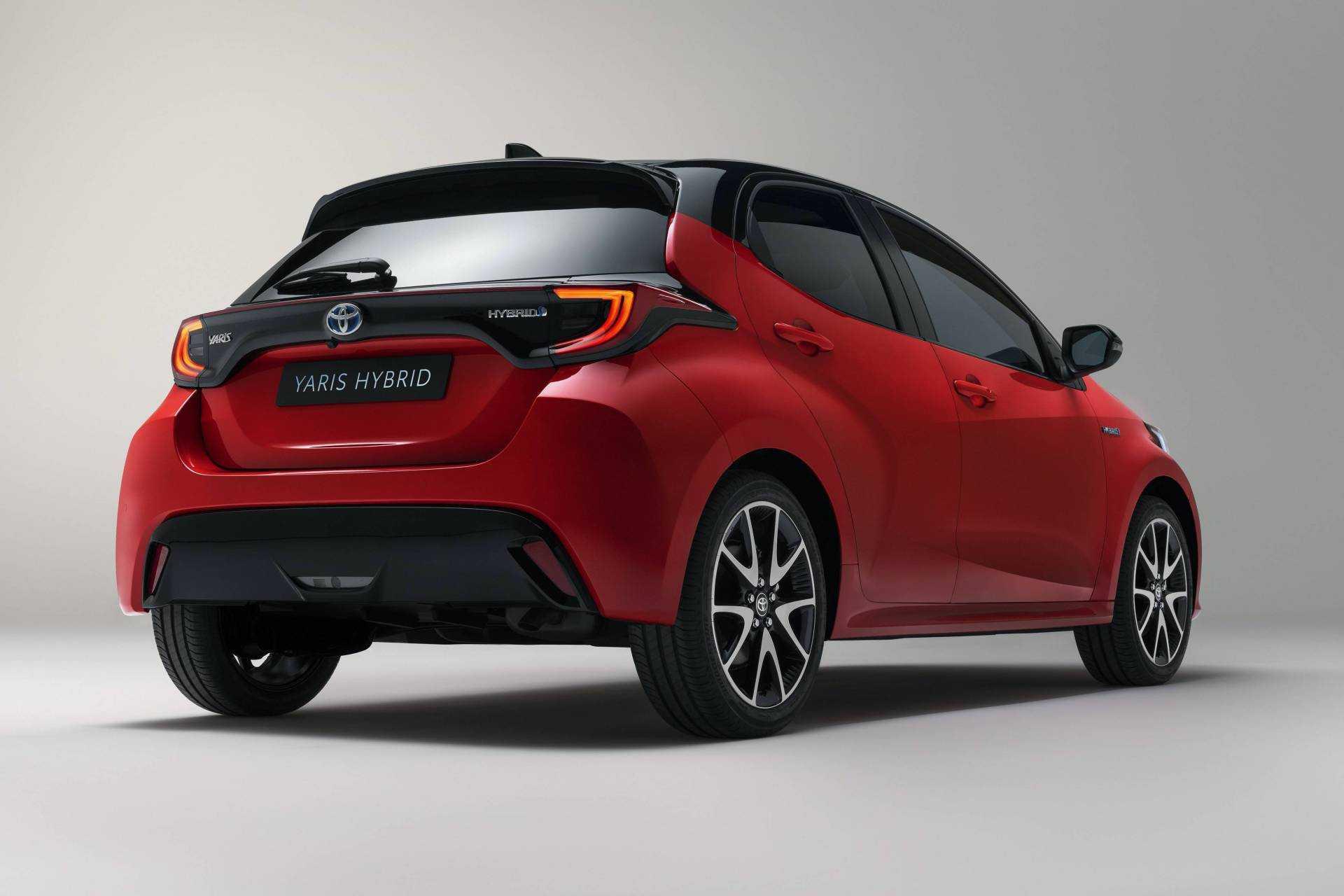 Тойота ярис gr 2020— заряженный спорткар с полным приводом и турбомотором