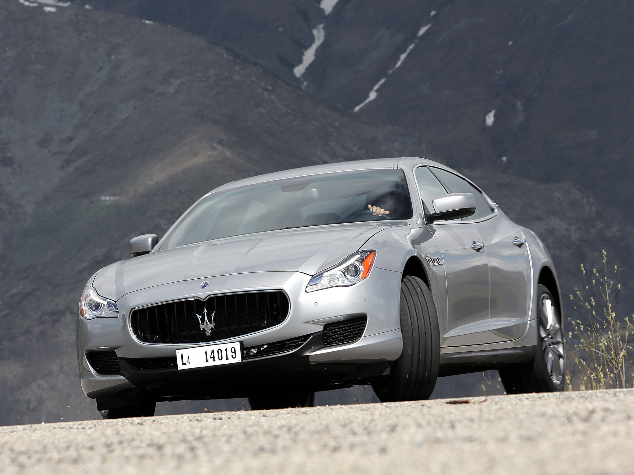 Maserati quattroporte (мазерати кватропорте) 2020 sport gt и gts