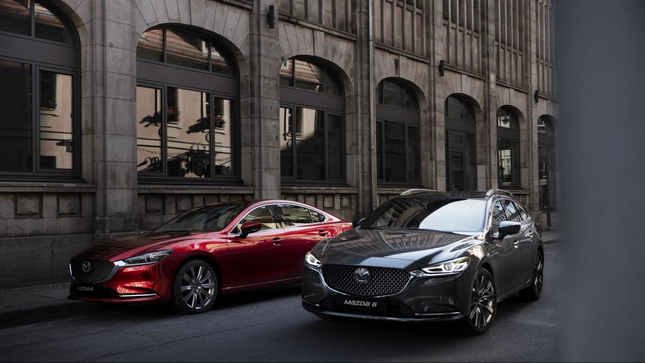 Mazda mazda6 2.0 mt active (04.2013 - 01.2015) - технические характеристики