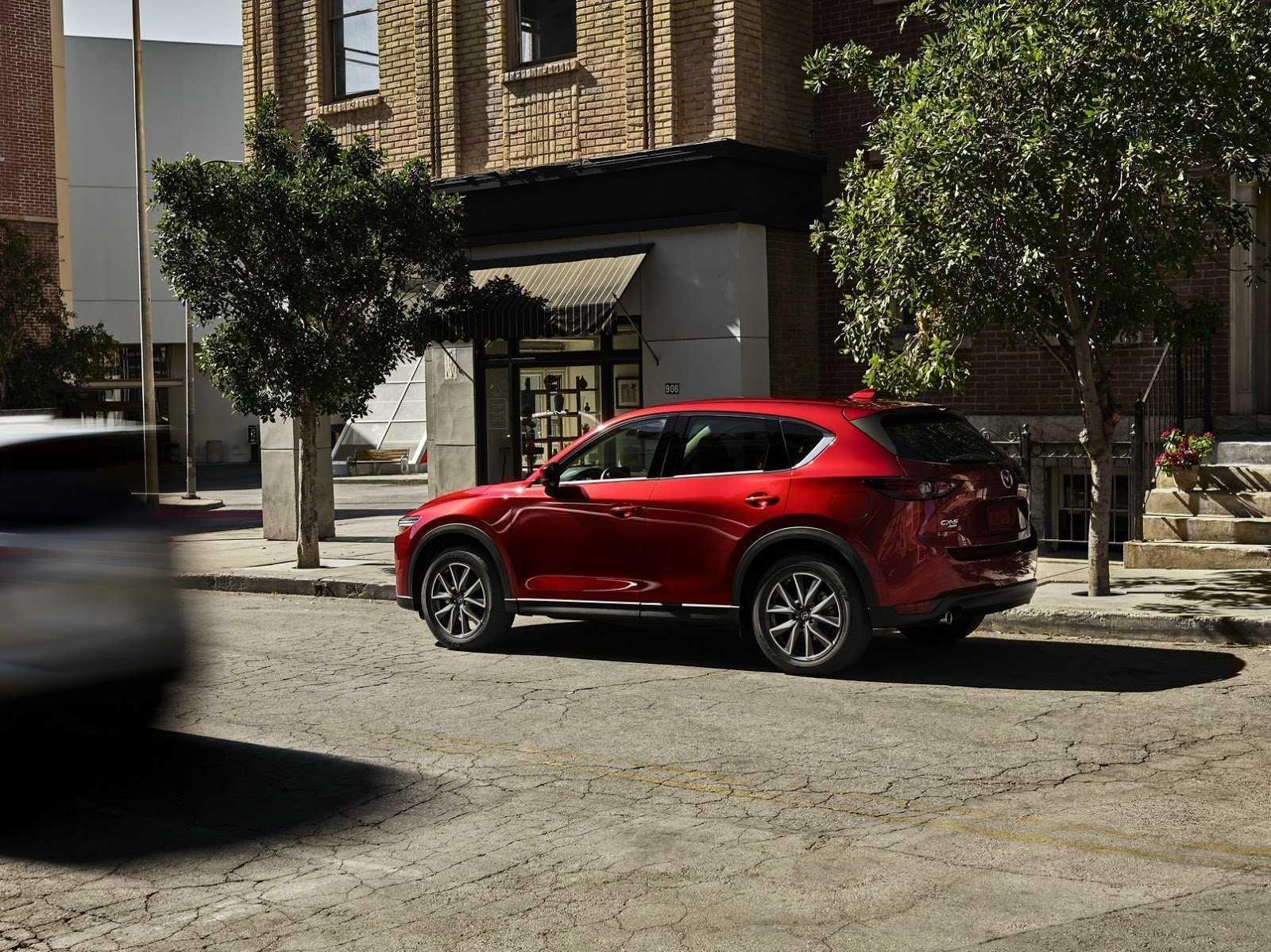 Mazda cx-5 2.0 at drive (02.2015 - 05.2016) - технические характеристики