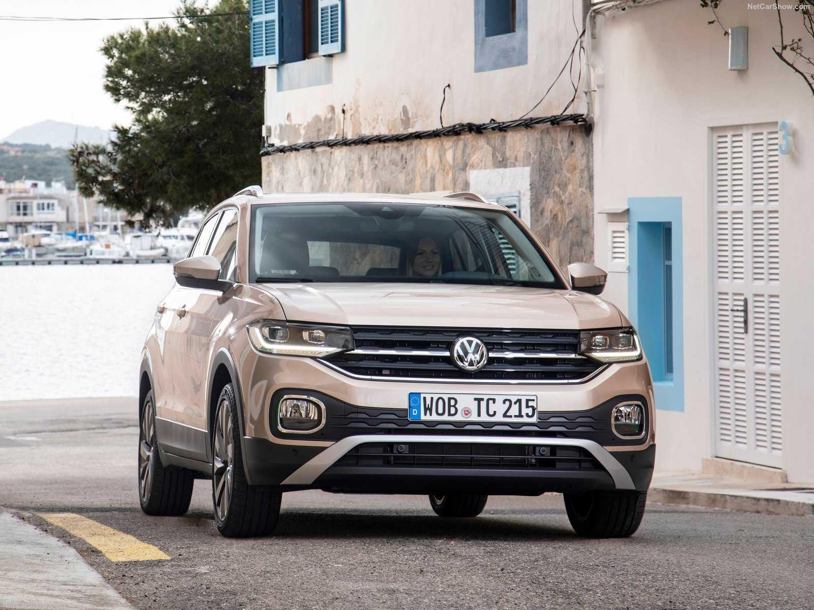 Volkswagen t-roc 2019 скоро в россии! цены и комплектации