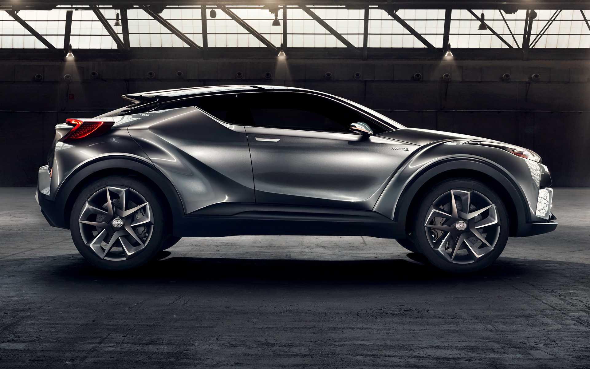Toyota c-hr 2016, джип/suv 5 дв., 1 поколение (03.2016 - 09.2019) - технические характеристики и комплектации