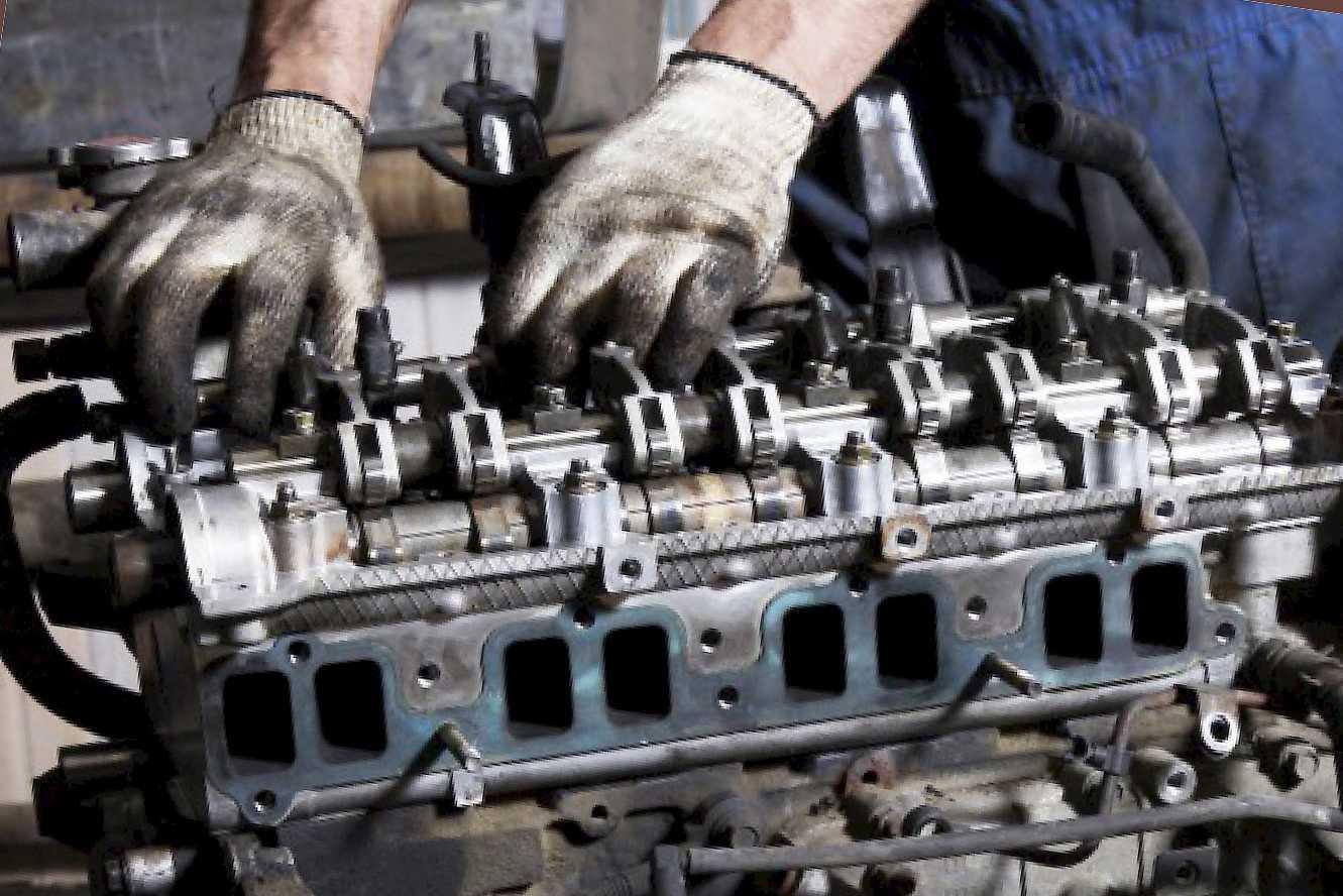 Перебираем двигатель своими руками