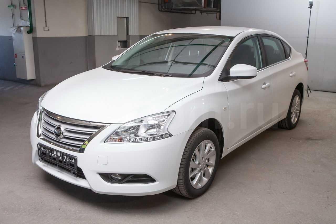 Nissan sentra 1.6 mt elegance (08.2014 - 10.2017) - технические характеристики