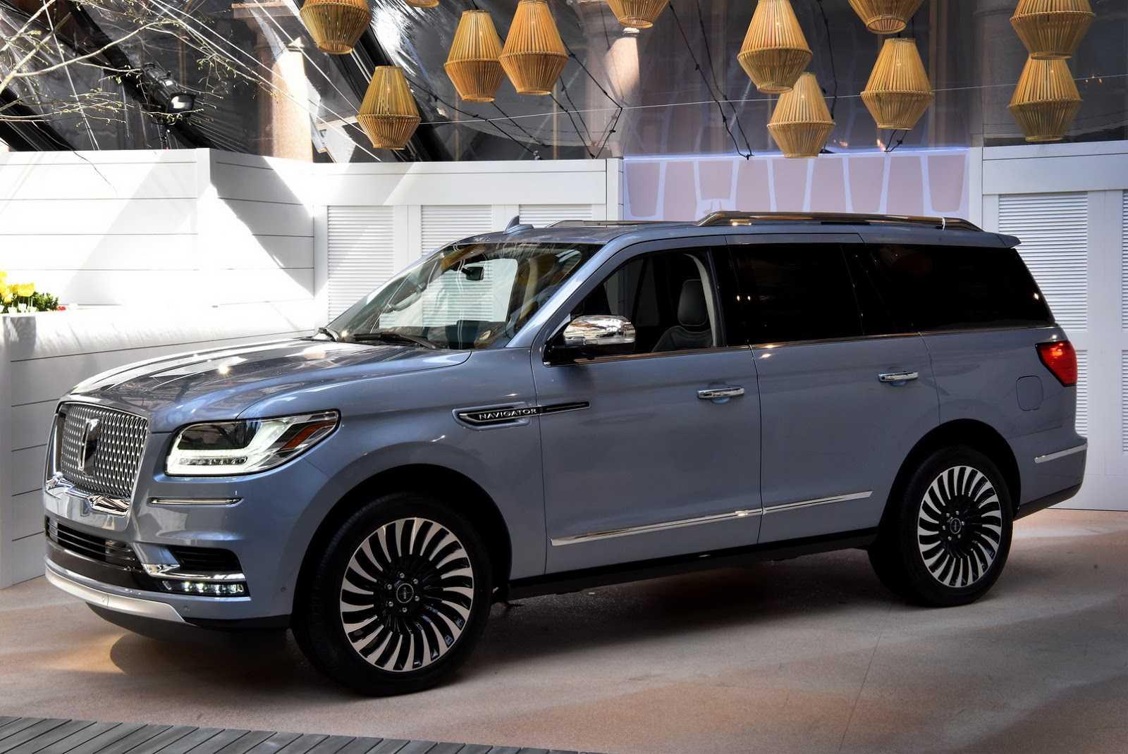 Lincoln navigator 2020 2021 года
