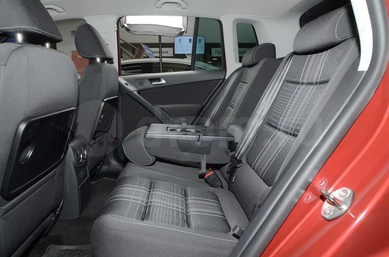 Volkswagen tiguan 2.0 tsi at sport&style (11.2015 - 05.2016) - технические характеристики