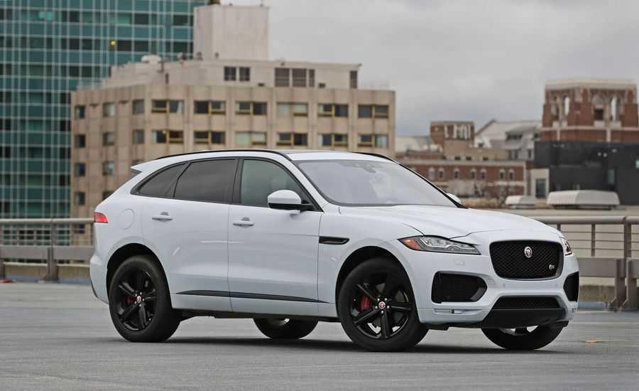 Jaguar i-pace 2019-2020 – первый электрокар британцев