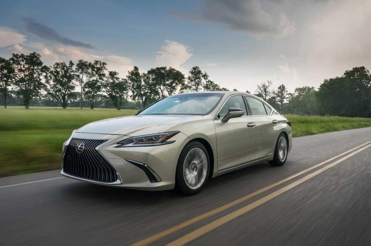 Lexus lm 2019: первый минивэн фирменного модельного ряда