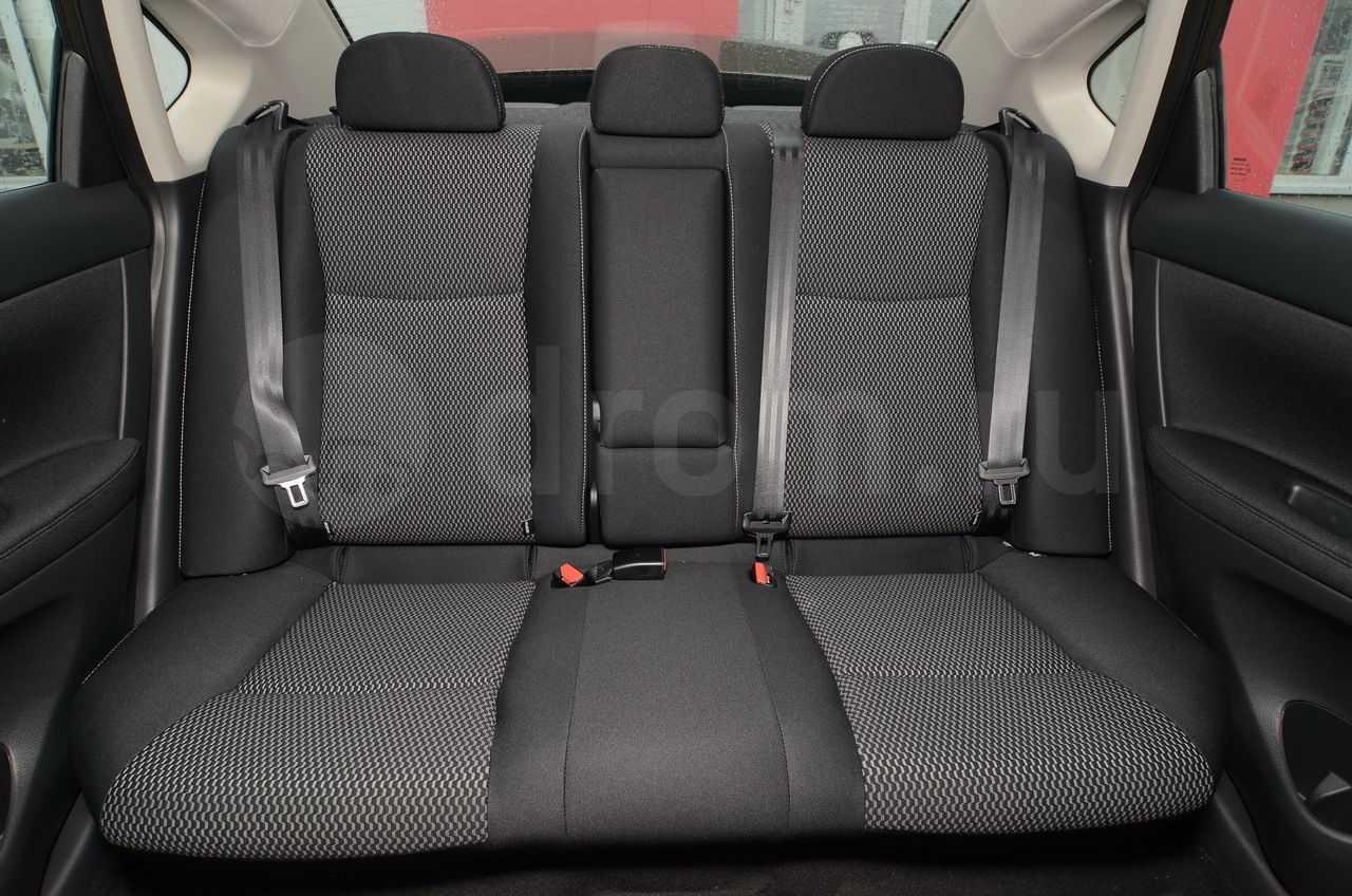 Nissan sentra 1.6 cvt elegance plus (08.2014 - 10.2017) - технические характеристики