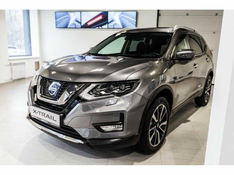 Что изменилось в новом Nissan X-Trail 2019 внешний вид интерьер технические характеристики безопасность стоимость в автосалонах