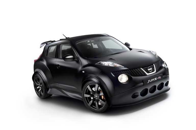 Nissan представил рестайлинговый вариант компактного кроссовера nissan juke