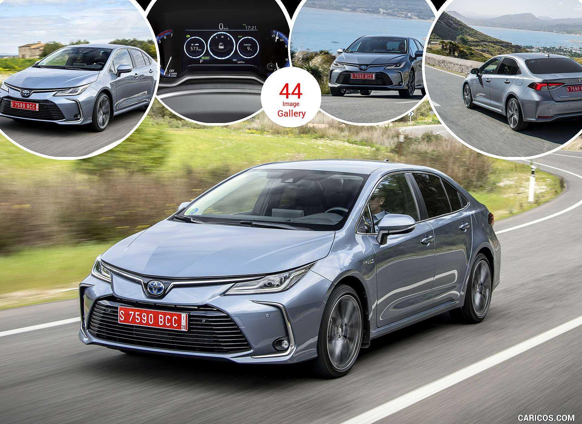 Toyota corolla 2019 – обновление легендарного седана