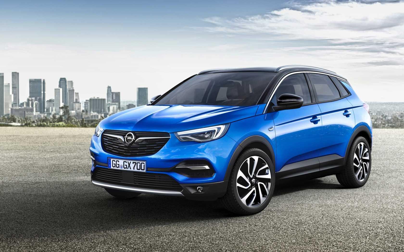Opel grandland x – немецкий кроссовер с французскими генами и японским автоматом
