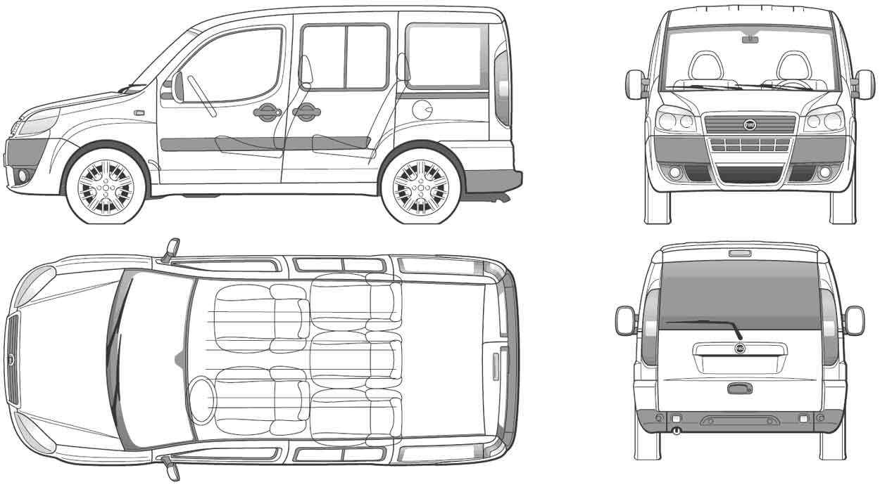 Фиат добло 2021 новый кузов, цены, комплектации, фото, видео тест-драйв