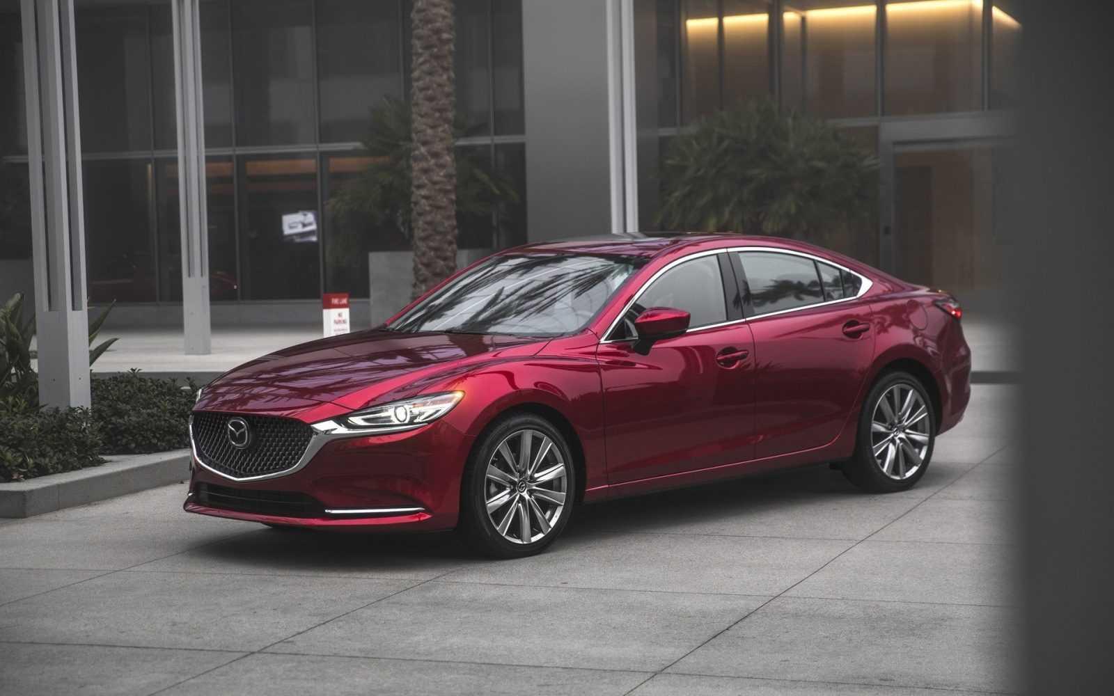 Mazda mazda6 2-й рестайлинг 2019, 2020, 2021, седан, 3 поколение технические характеристики и комплектации