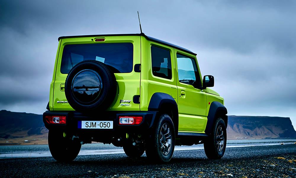 Сузуки джимни 2021 новый кузов, цены, комплектации, фото, видео тест-драйв