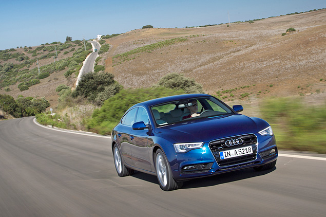 Audi a5 sportback 2021: тест-драйв, отзывы владельцев, видео, обзор