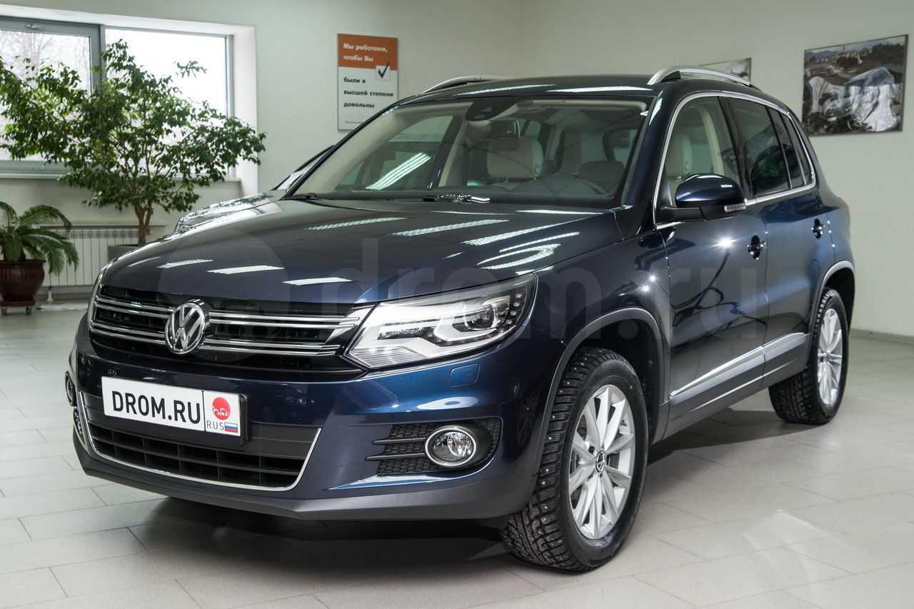Volkswagen tiguan 2.0 tsi at trend&fun (06.2016 - 03.2016) - технические характеристики