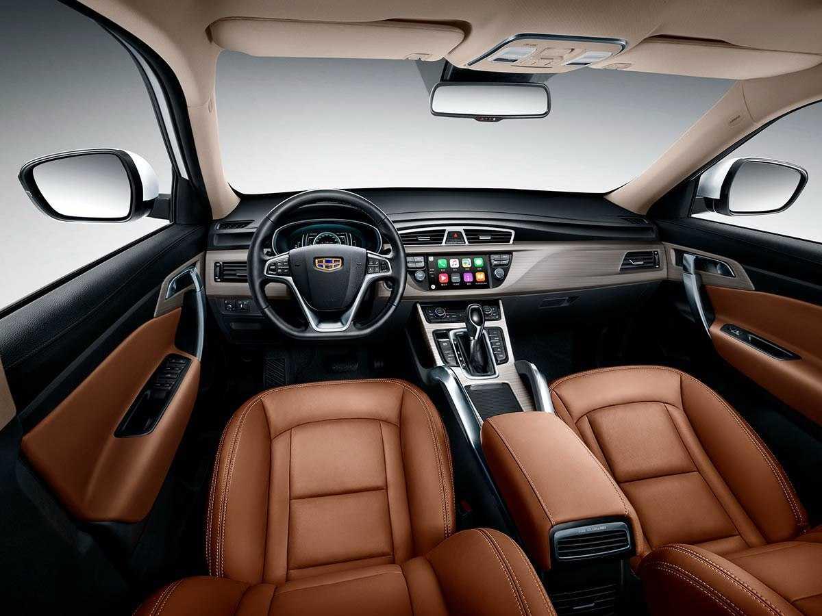 Комплектации джили атлас: технические характеристики, внешний вид и интерьер авто, описание мощности двигателя, удобство управления и обзор систем
