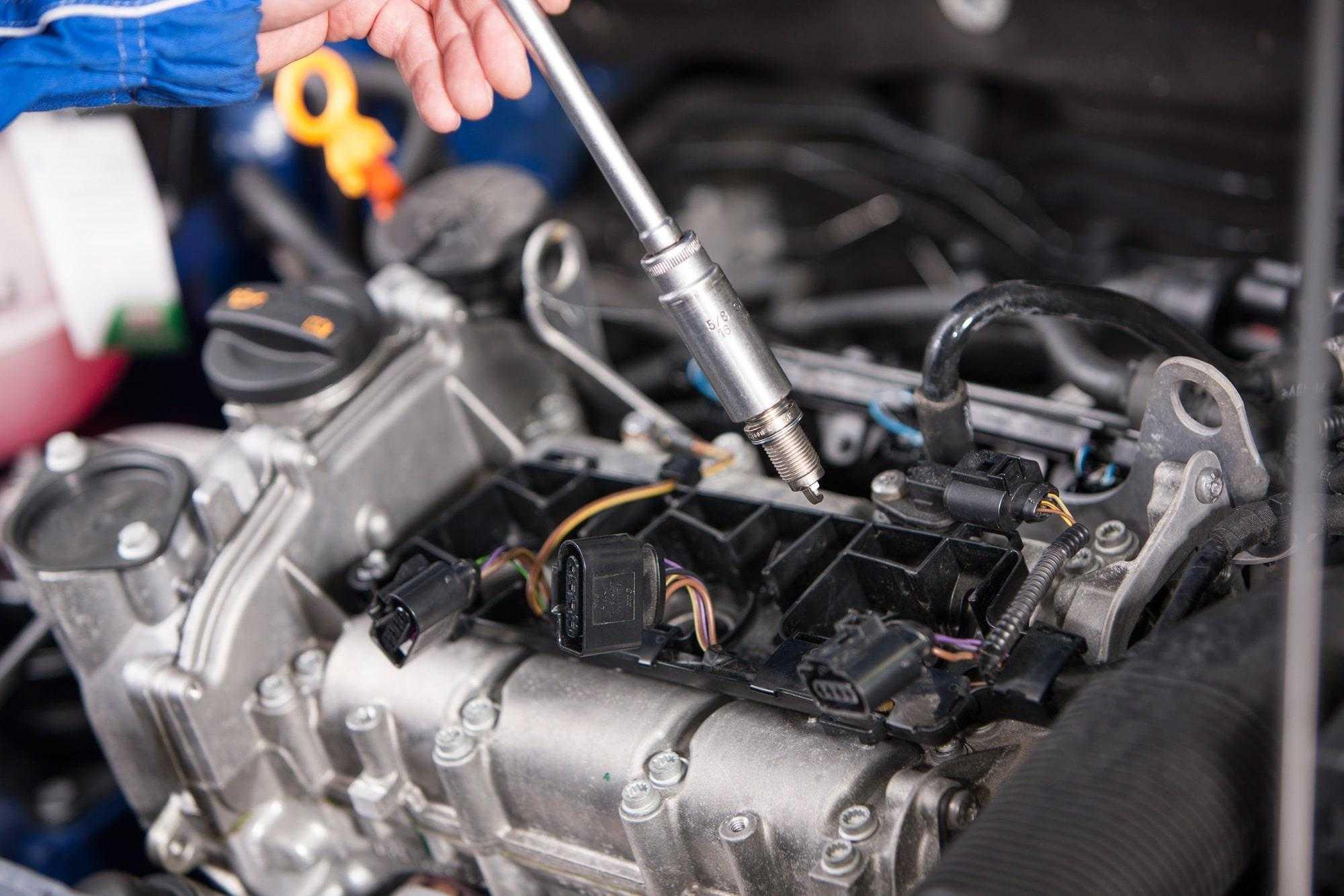 Ремонт дизельных двигателей: самостоятельный и при помощи профессионалов