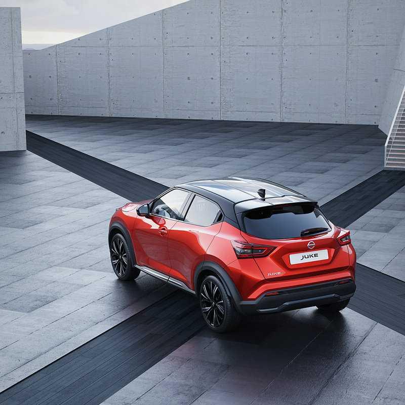 Nissan juke 2020 – преемственность в дизайне кузова и новый салон
