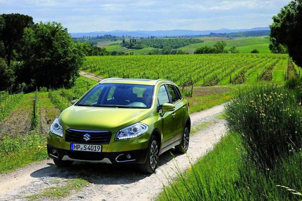 Suzuki sx4: чем ты лучше других?