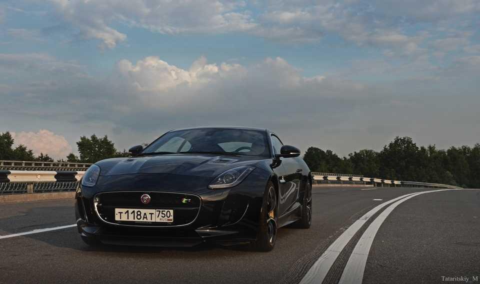 Тест-драйв jaguar f-type: равнодушных нет