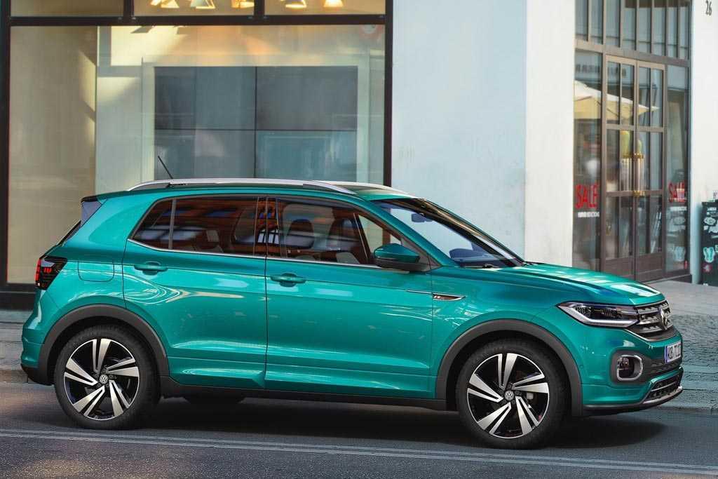 Volkswagen t-cross 2019 обзор, комплектации, цены для европы, преимущества и недостатки