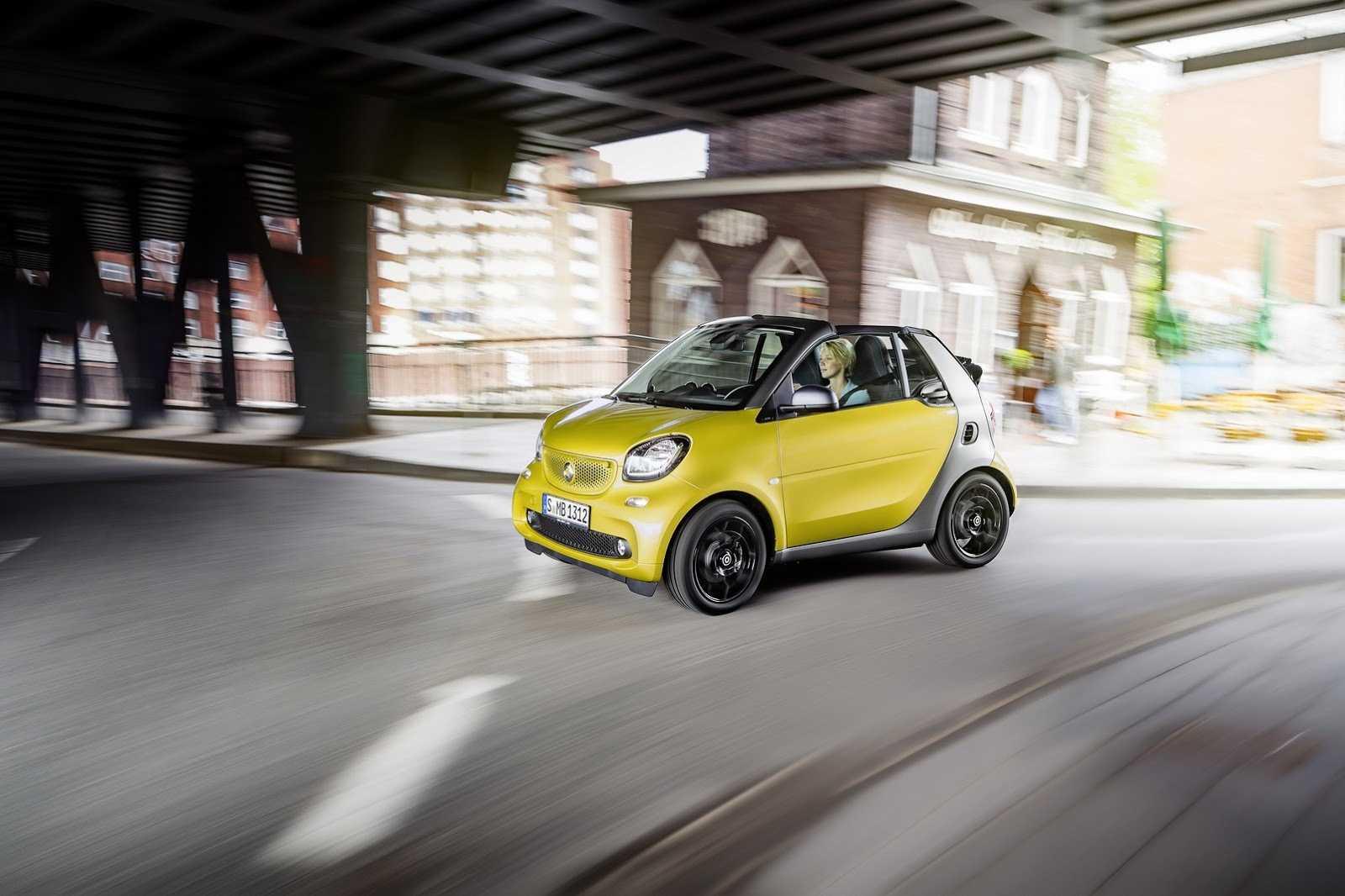 Smart привезет во франкфурт новый кабриолет fortwo - «автоновости» » авто - новости
