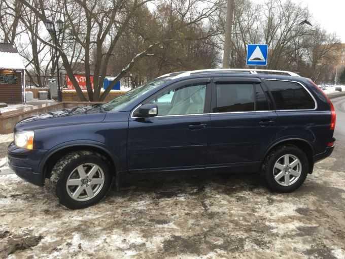 Volvo xc90 - пороки и изъяны