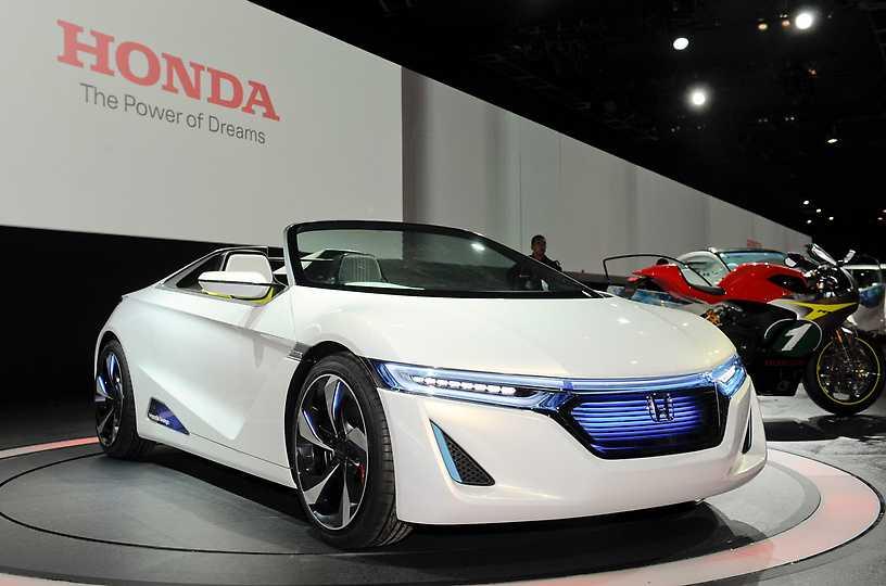 Автодайджест №427: россыпь концептов из токио / цифровой автомобиль