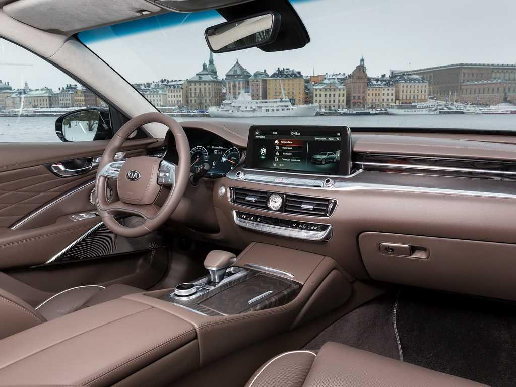 Kia telluride 2020 – все последние новости о новой модели для россии