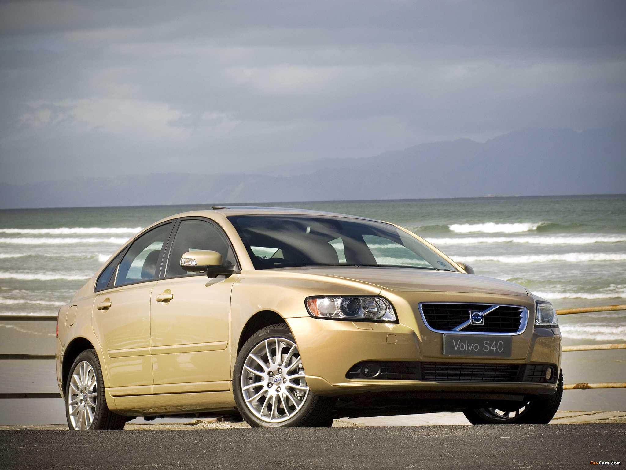 Volvo s40 i (1995-2004) - проблемы и неисправности