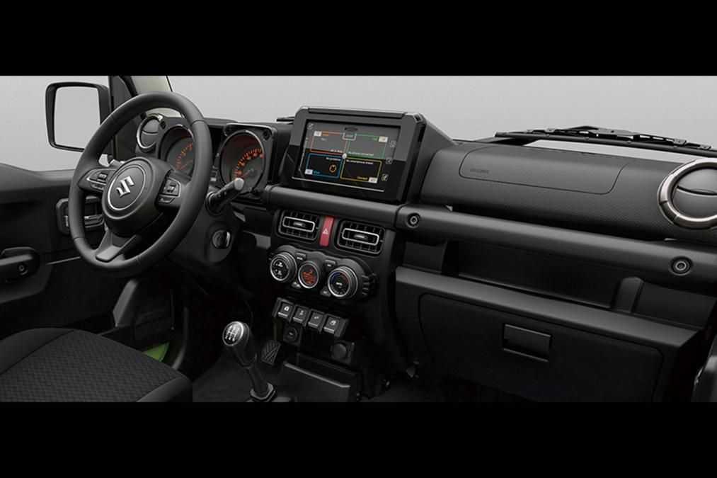 Suzuki jimny 2019: фото, цена, комплектации, старт продаж в россии
