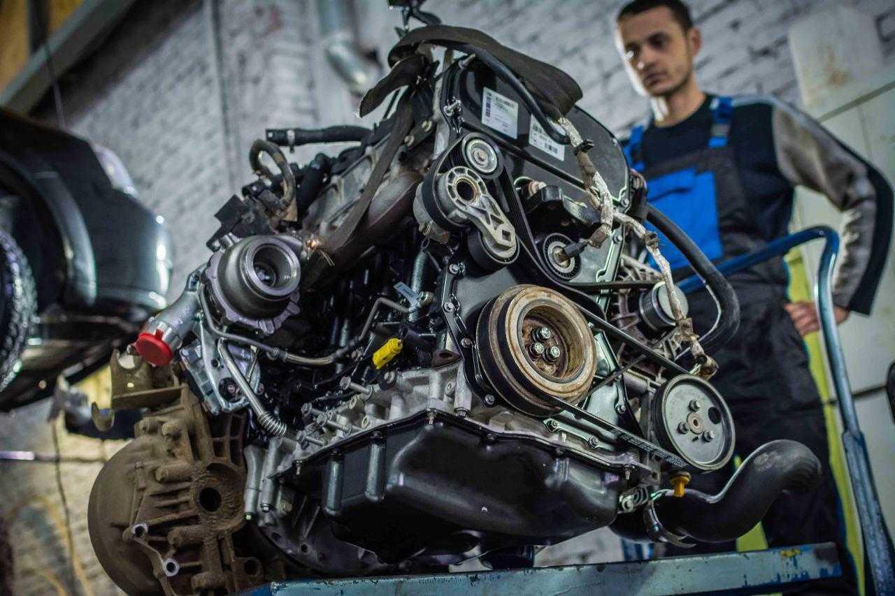 Ремонт двигателя: что, как, к чему! основные принципы и методы
