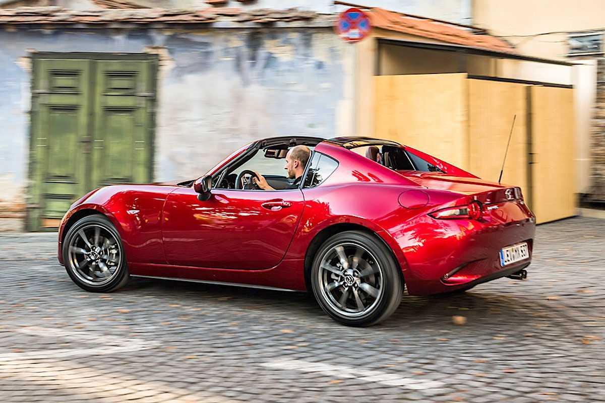 Mazda mx-5 2019-2020: цена, фото