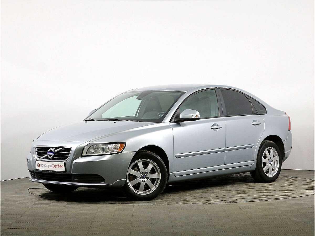 Volvo s40 ii (2007 — 2012)