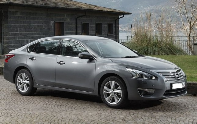 Nissan teana 2.5 cvt 4wd premium four (09.2011 - 02.2014) - технические характеристики
