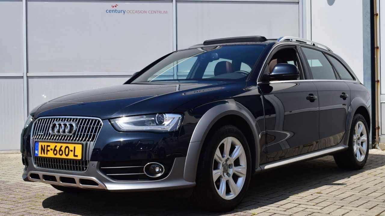 Audi a6 allroad quattro 3.0 tfsi quattro s tronic comfort (12.2014 - 09.2018) - технические характеристики
