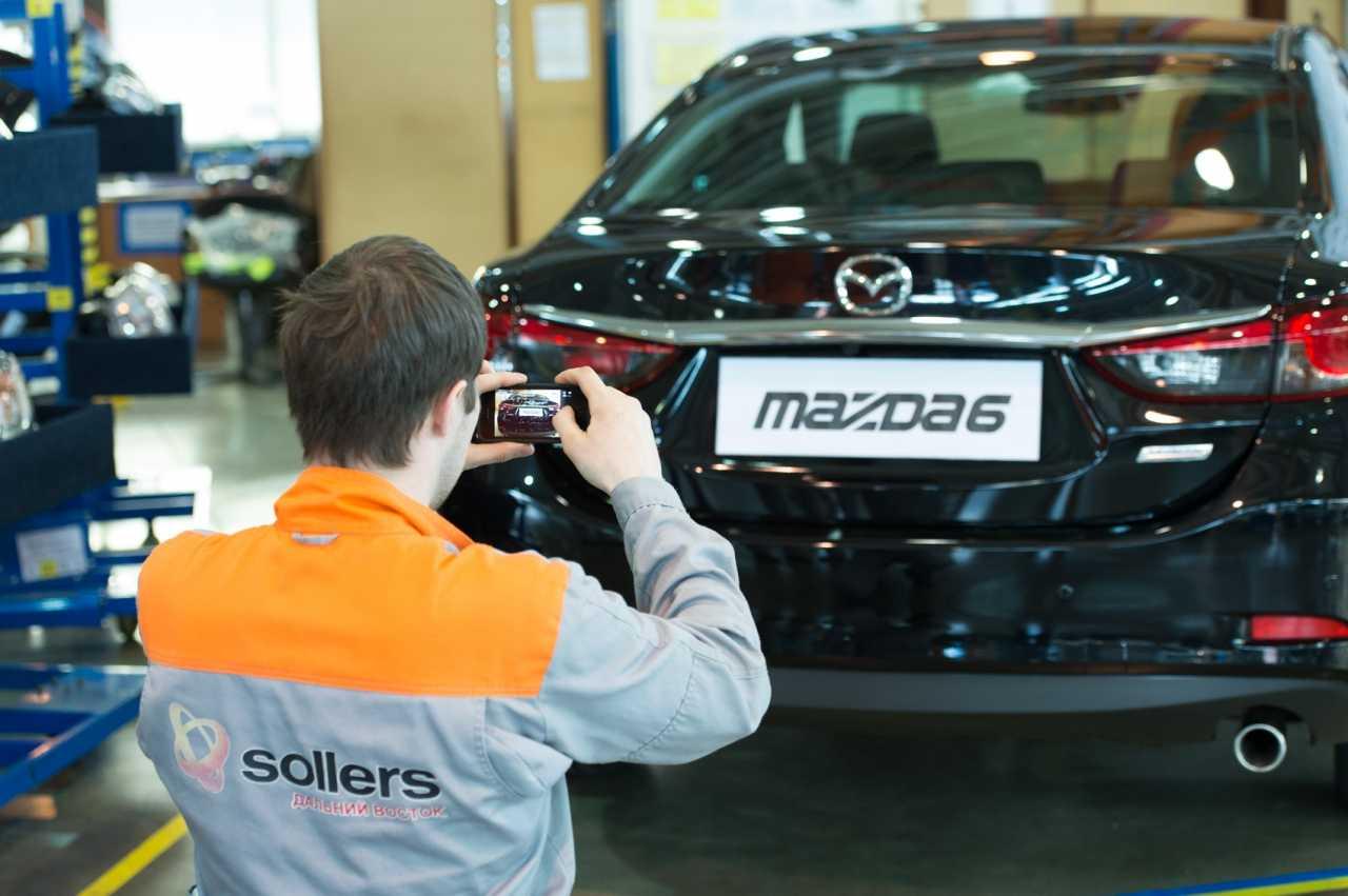 Обновленная Mazda 3 приедет на отечественный рынок уже в будущем году информацию об этом подтвердили в российском офисе японского бренда