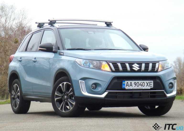 Suzuki vitara 2019 4 поколения рестайлинг, обзор, характеристики, тест драйв, отзывы, цены