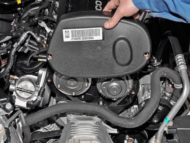 Как разобрать двигатель шевроле круз