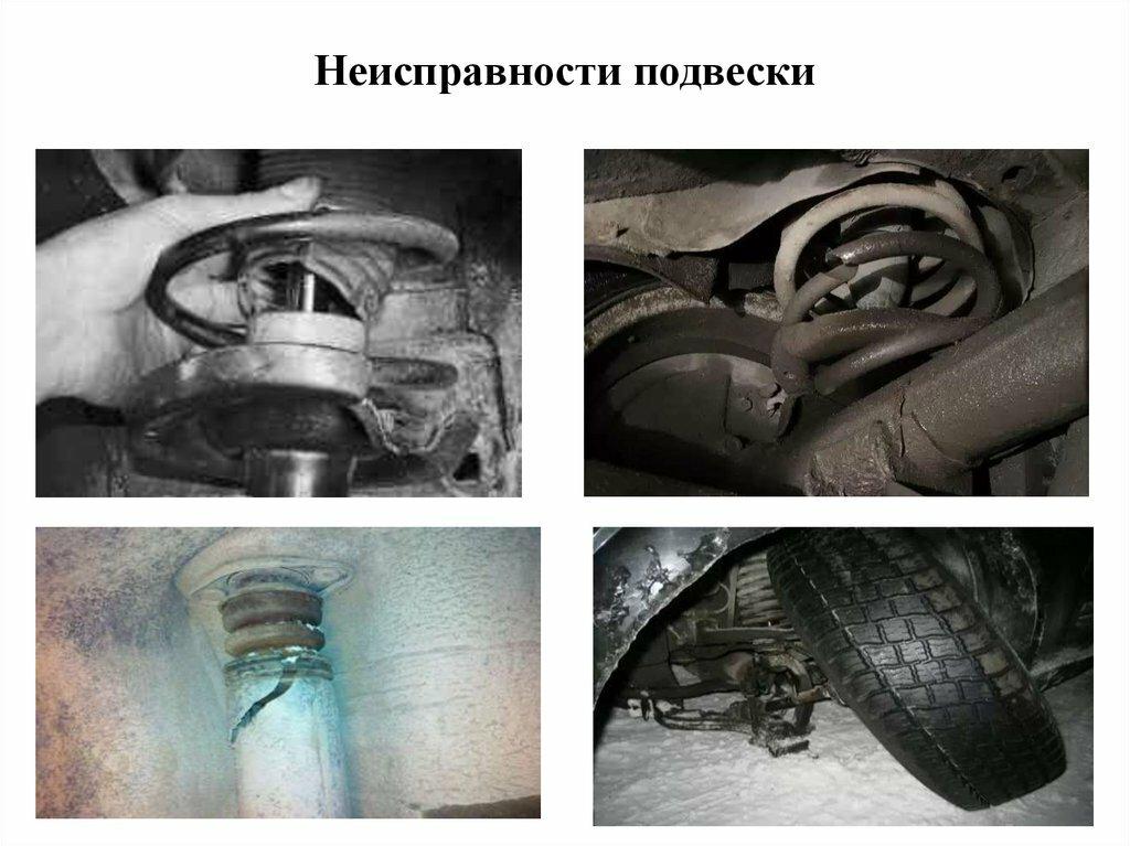 Глухие стуки в подвеске при езде по неровностям: причины и способы устранения :: syl.ru