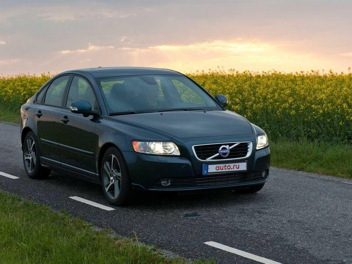 Volvo s40 2009, по традиции, я присваиваю каждому отзыву заголовок, мощность двигателя 125 л/с, s40 ii, мкпп, бензин