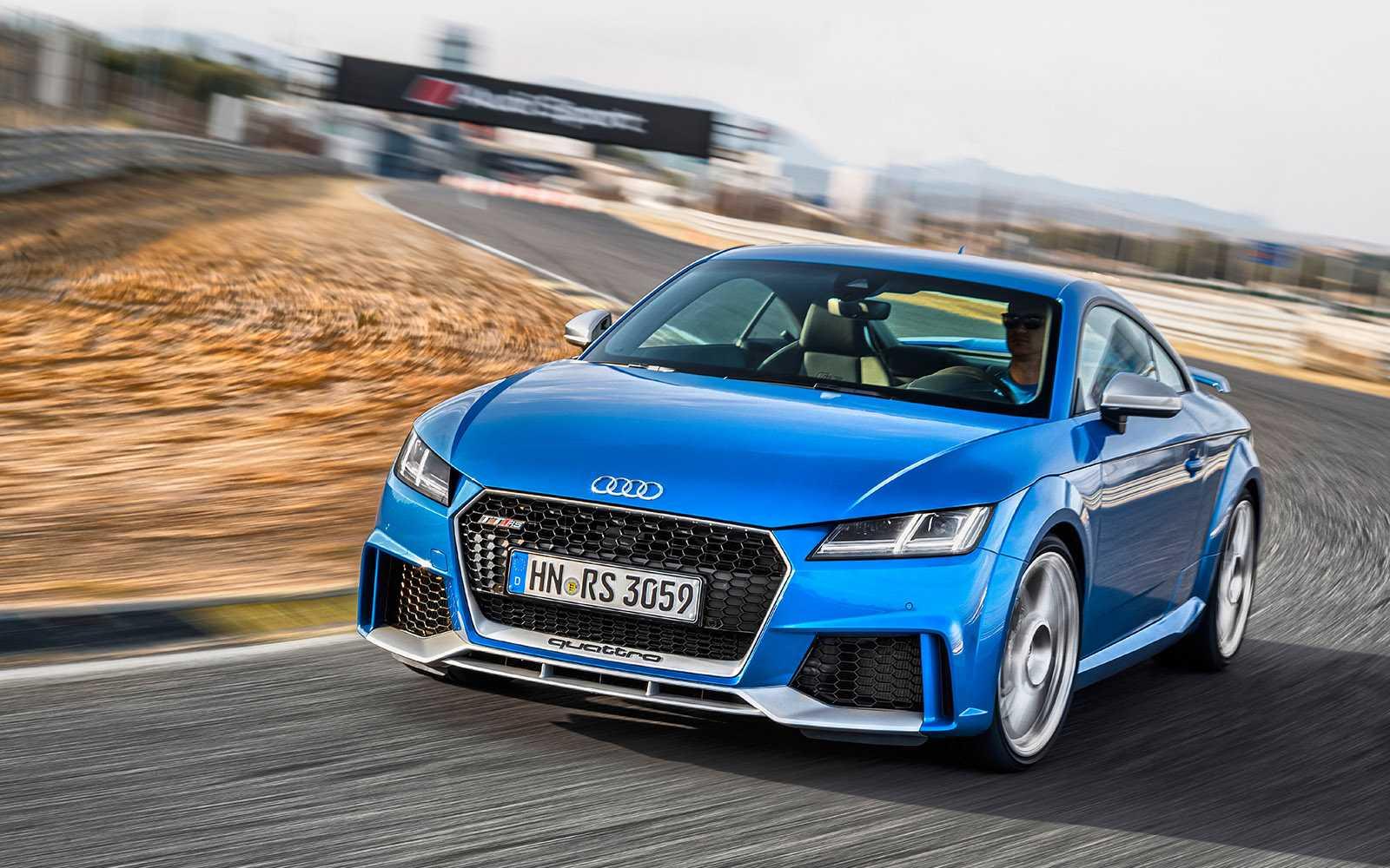 Audi tt 2.0 tfsi quattro s tronic (10.2014 - 03.2019) - технические характеристики