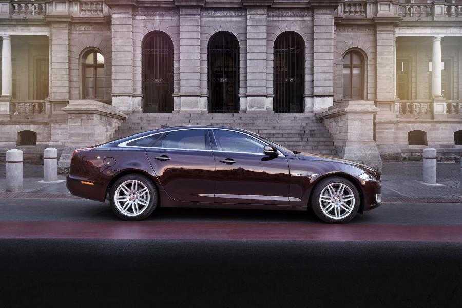 Jaguar xj 3.0 s/c awd at premium luxury swb (02.2016 - н.в.) - технические характеристики