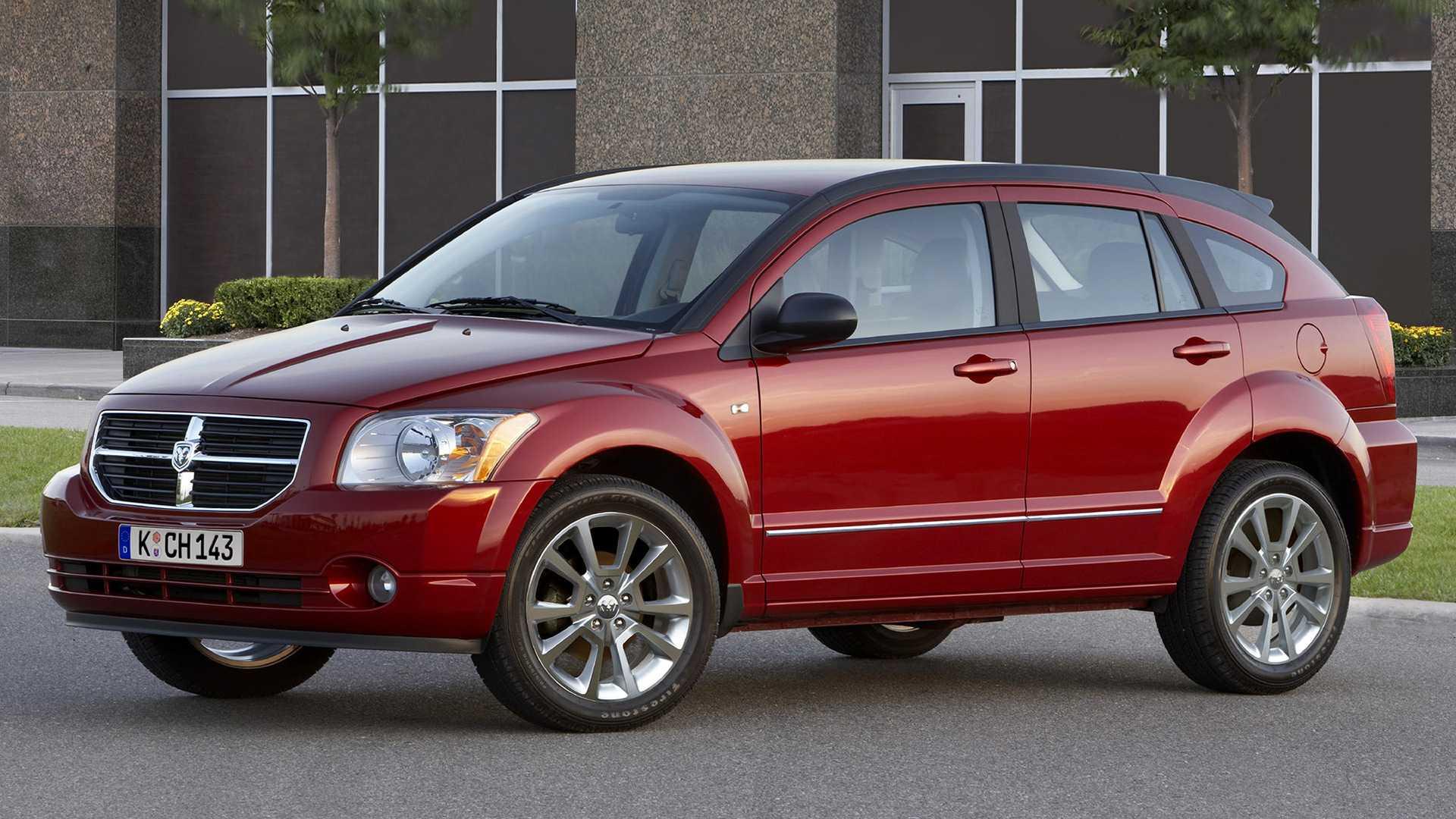 Dodge caliber: обзор, технические характеристики, отзывы