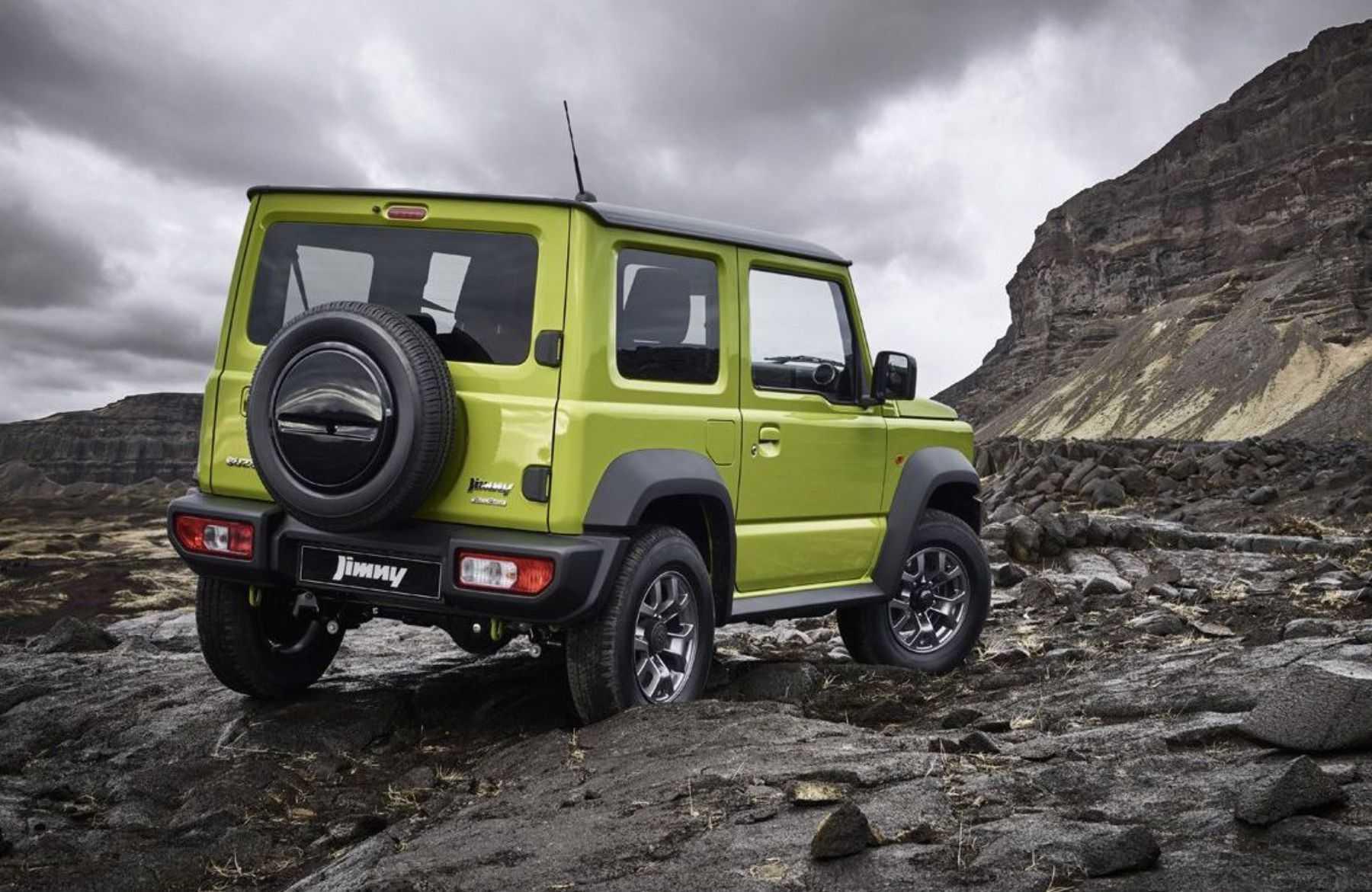 Suzuki jimny 2019 – комплектации и цены