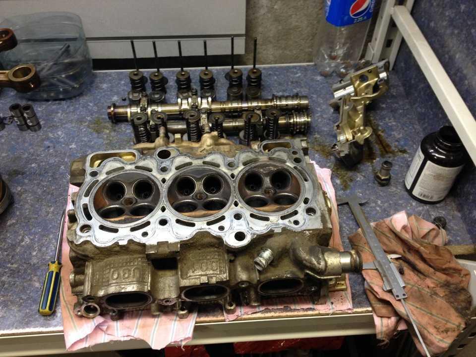 Капитальный ремонт двигателя - что нужно знать о капремонте